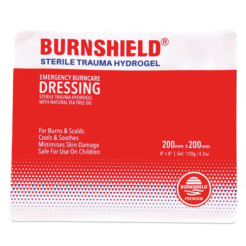 Burnshield Brandwond kompres 20 x 20 cm