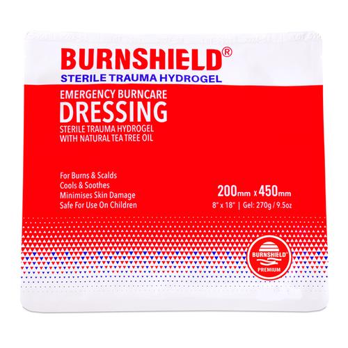Burnshield Brandwond kompres 20 x 45 cm