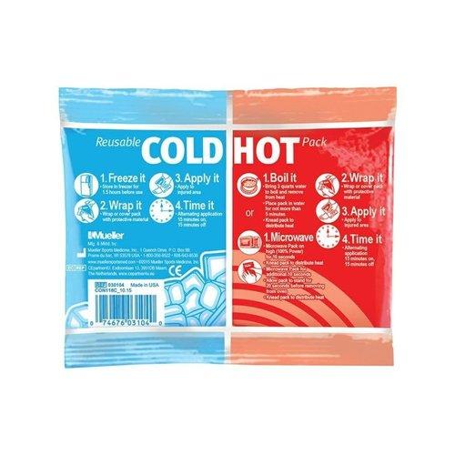 Mueller Hot/Coldpack herbruikbaar, 5 stuks