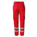 Rescuewear Broek Rood, dames