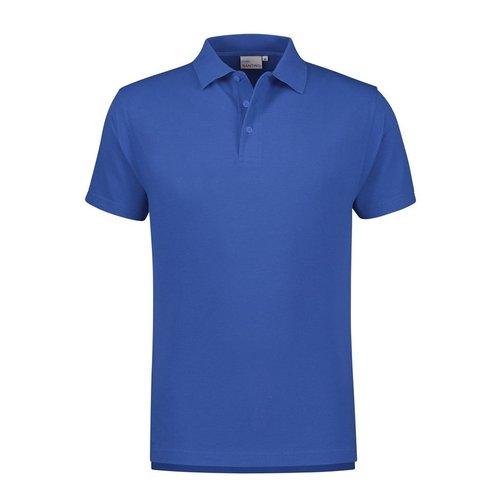 Santino Poloshirt Ricardo, unisex, kobaltblauw
