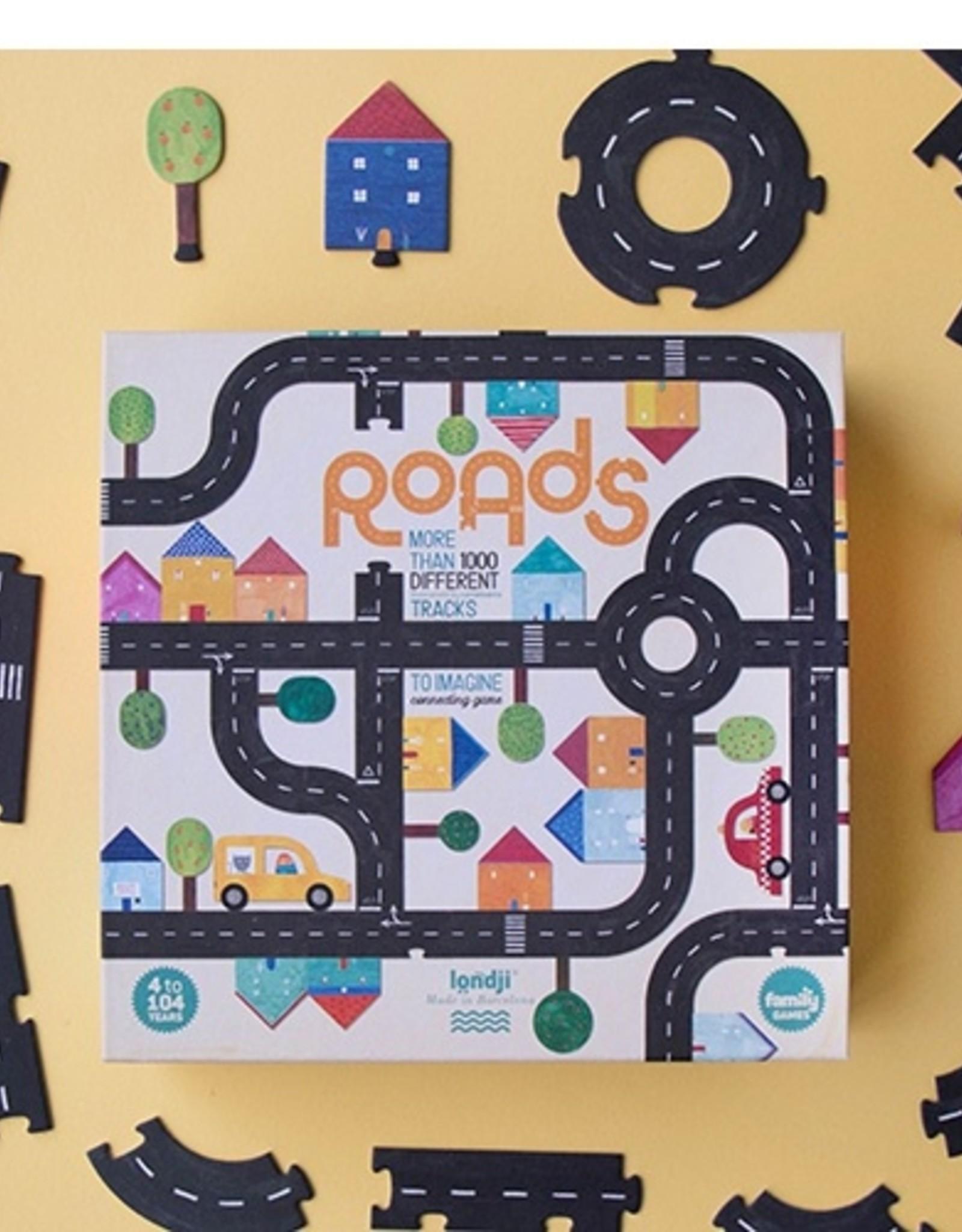 LONDJI BARCELONA Roads by Londji creative toys