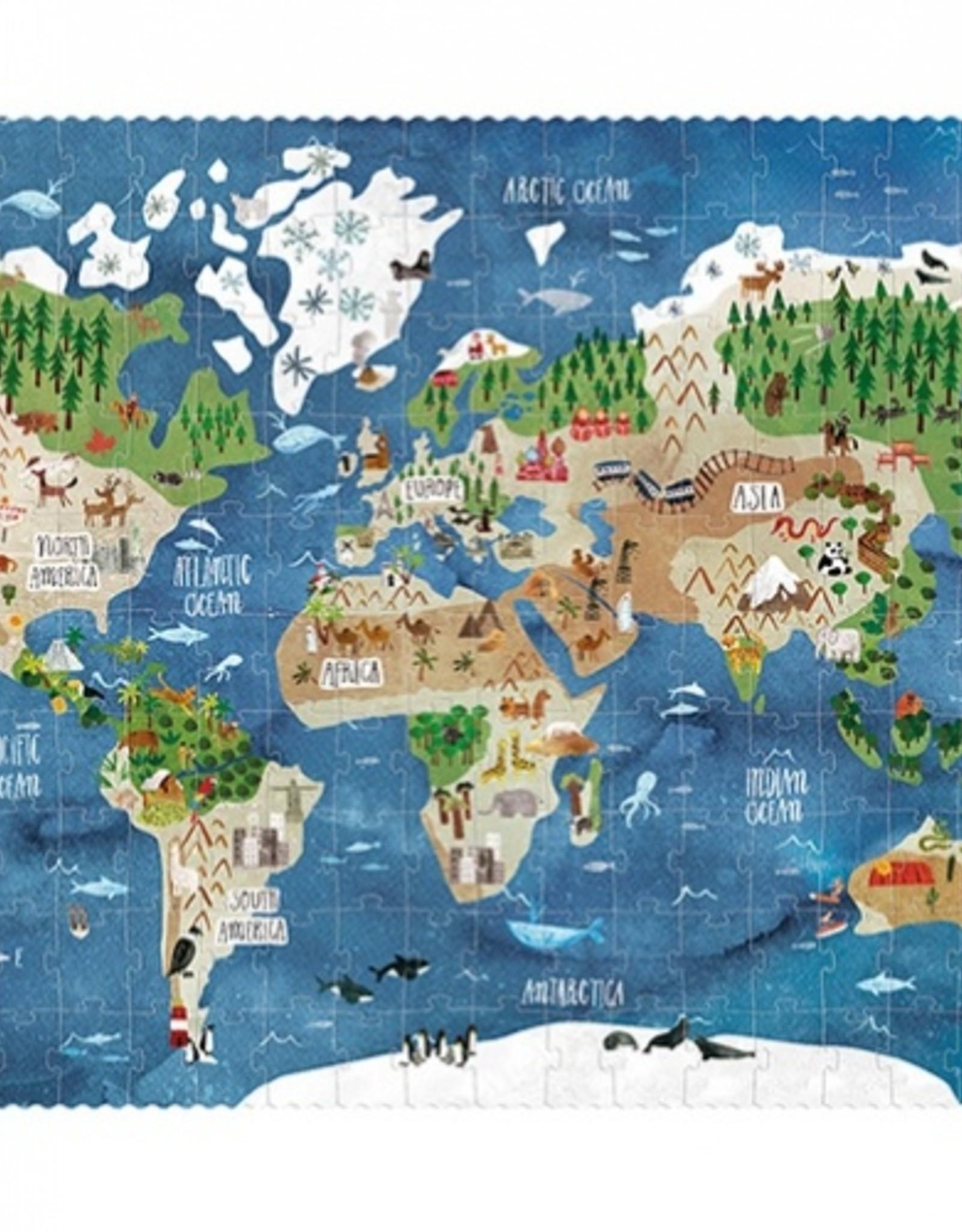 LONDJI BARCELONA Londji puzzel - Discover the world