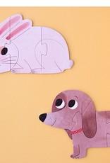 LONDJI BARCELONA Londji puzzel - I love my pets