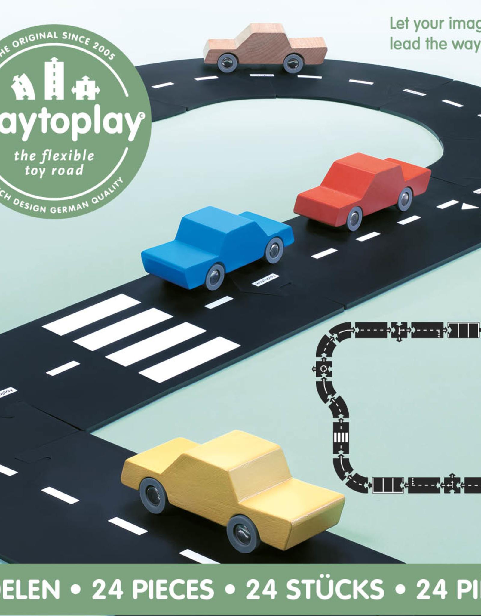 WAYTOPLAY Waytoplay - Highway - 24 delen