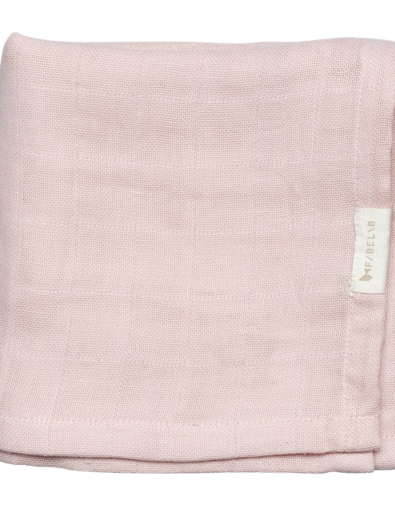 FABELAB Fabelab Muslin cloth - 2pack - Berry