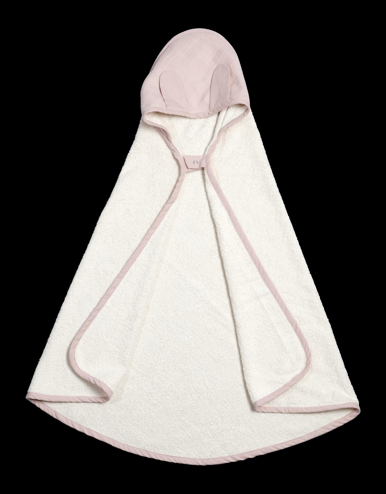 FABELAB Fabelab towel - baby - Mauve