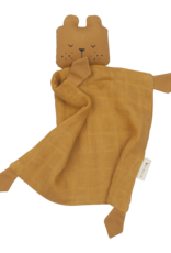 FABELAB Fabelab -  Animal cuddle - Bear ochre