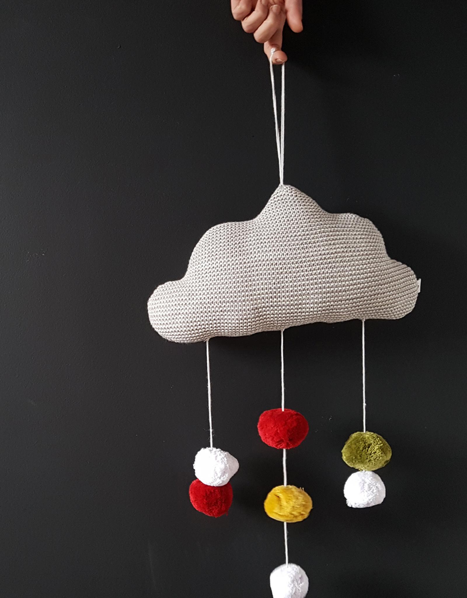 FABLIEK Fabliek - Hanging cloud pillow