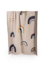 FABLIEK Fabliek - Rainbow blanket -Large
