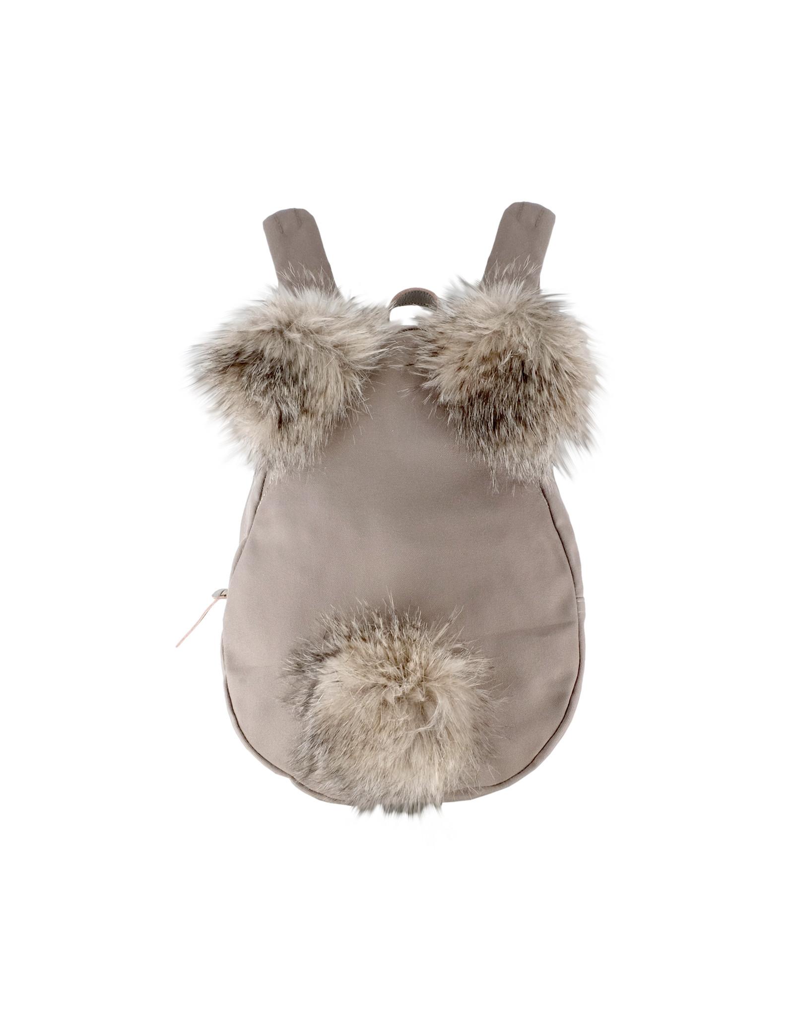 BOUMY AMSTERDAM Boumy - Franckie backpack Koala - Small