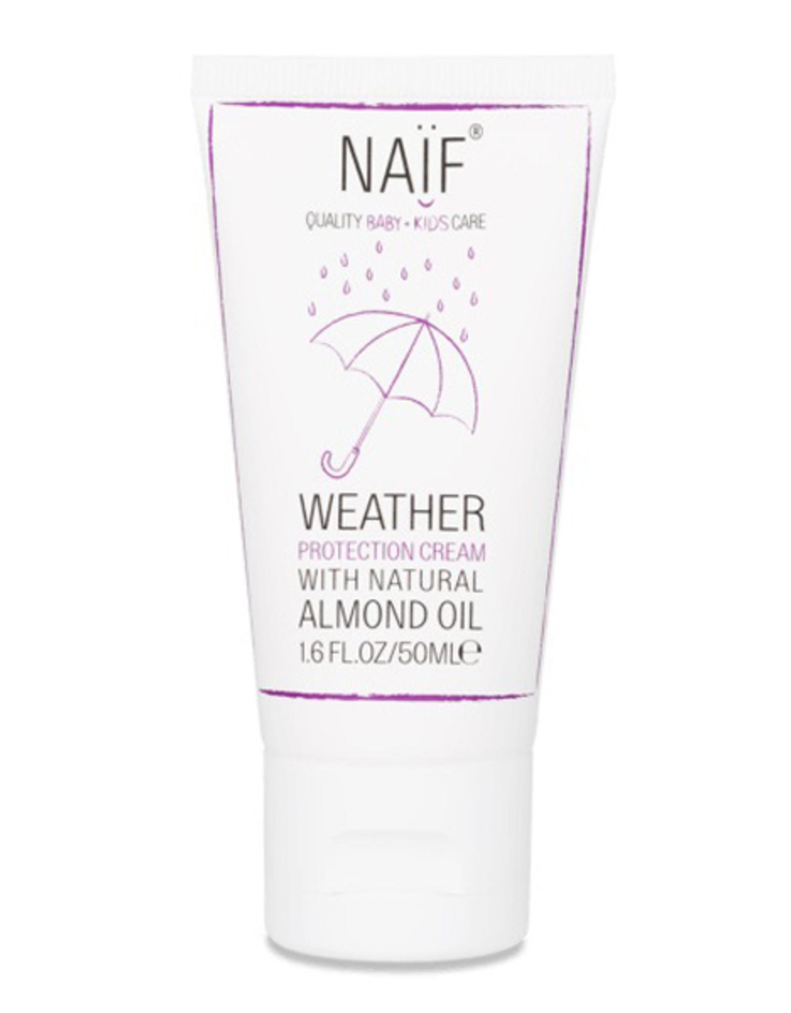 NAIF Naïf - Weather protection cream