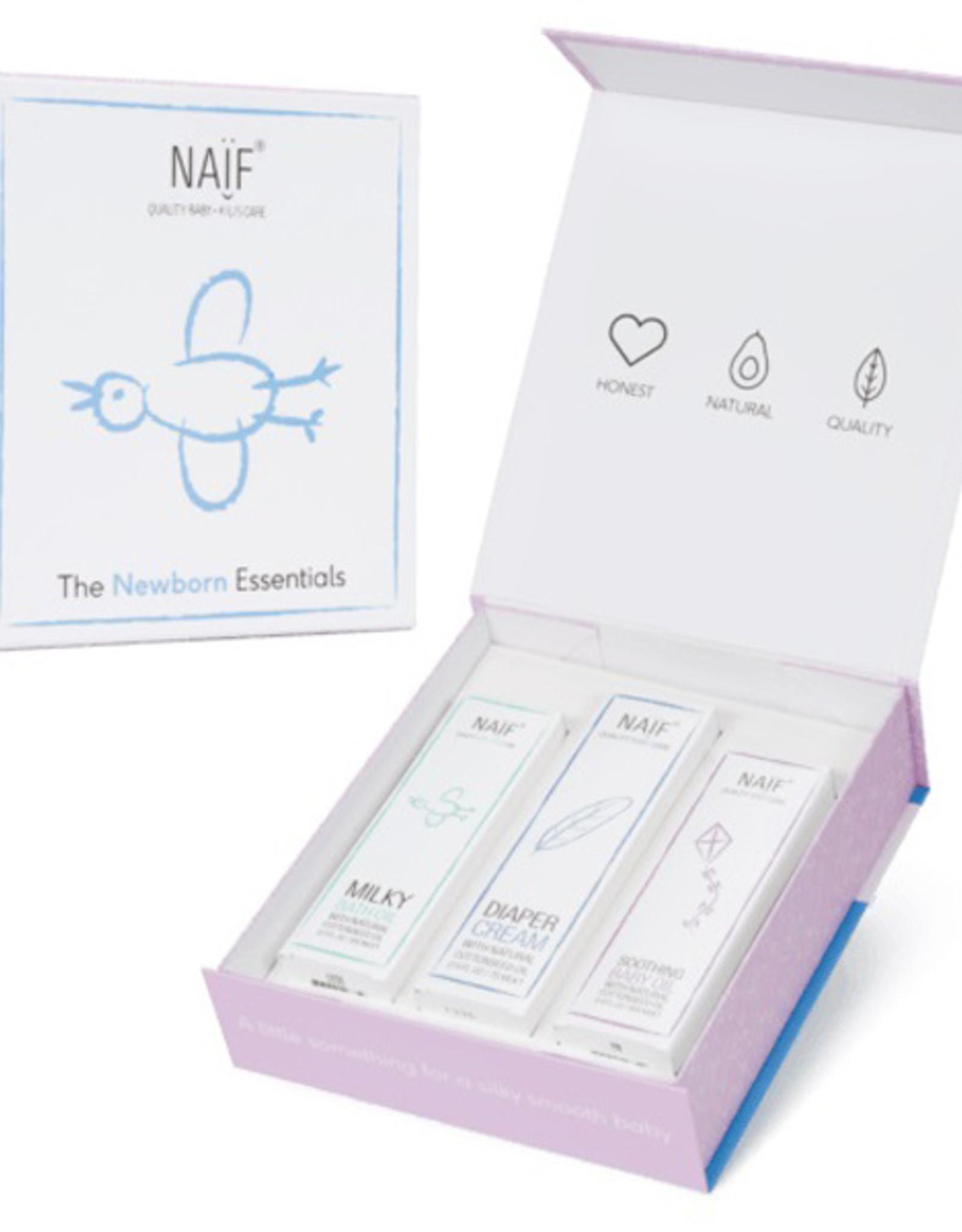 NAIF Naïf - Newborn Essentials