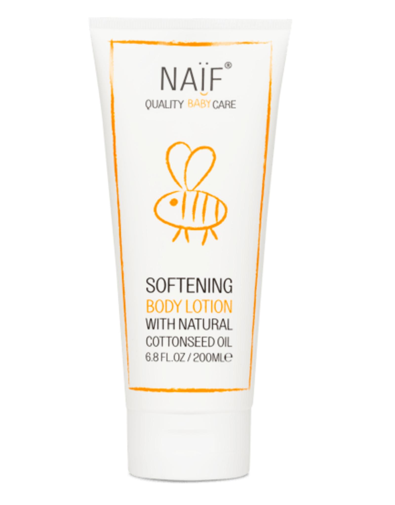 NAIF NaÏf - Softening body lotion