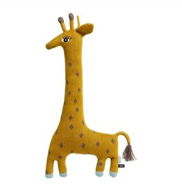 OYOY MINI OYOY - Noah giraffe cushion