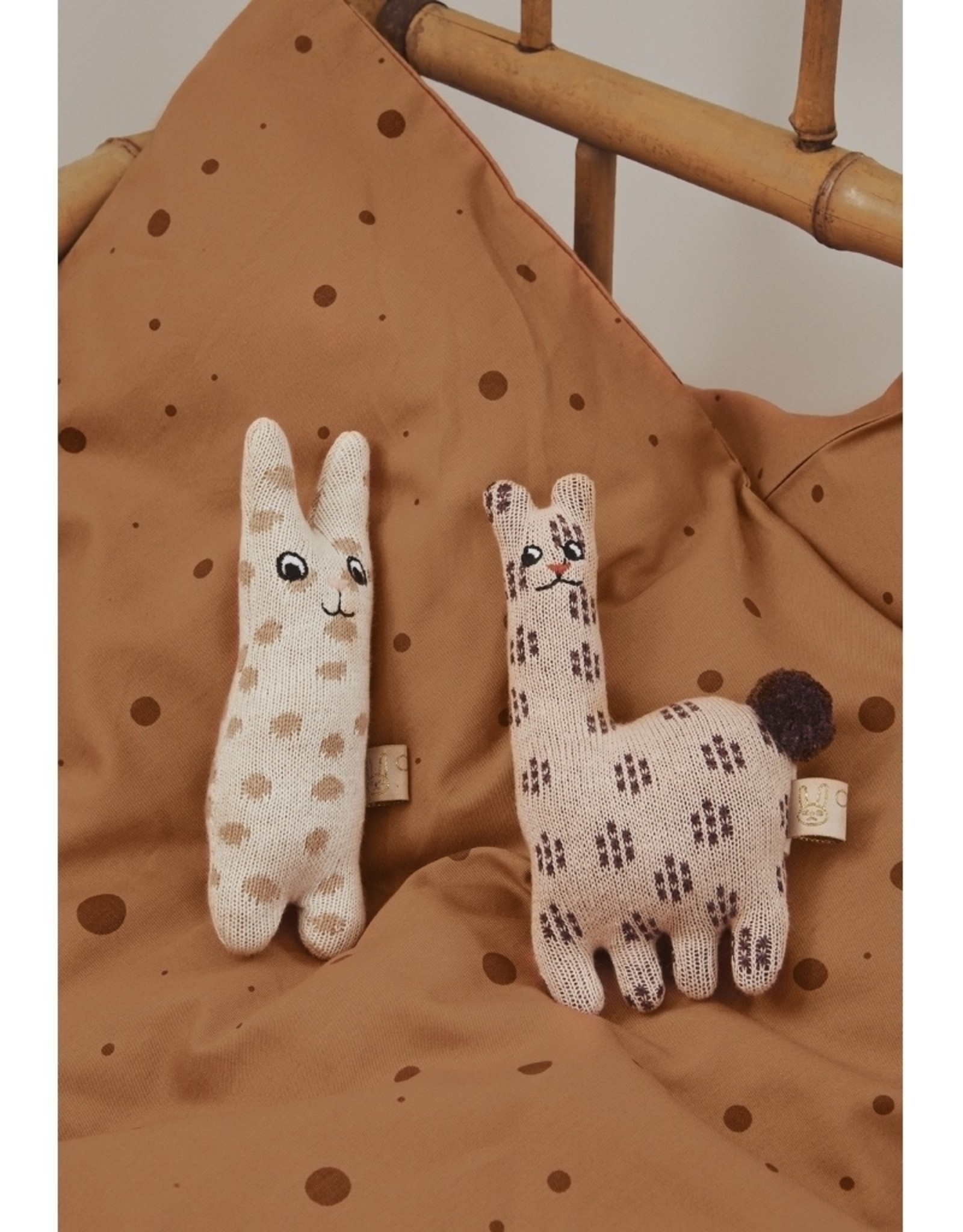 OYOY MINI OYOY - Baby rattle rabbit