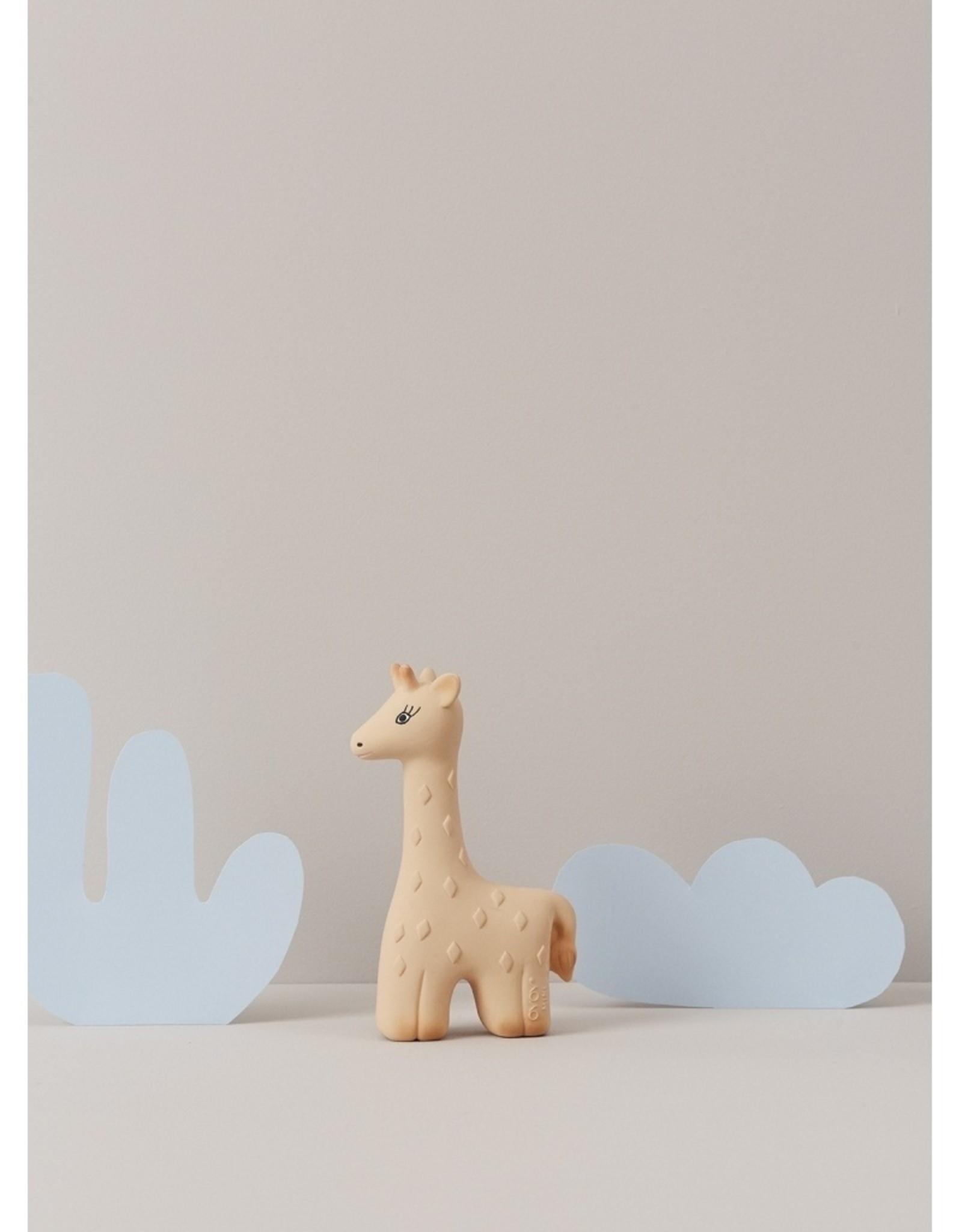 OYOY MINI OYOY - Noah Giraffe Baby Teether