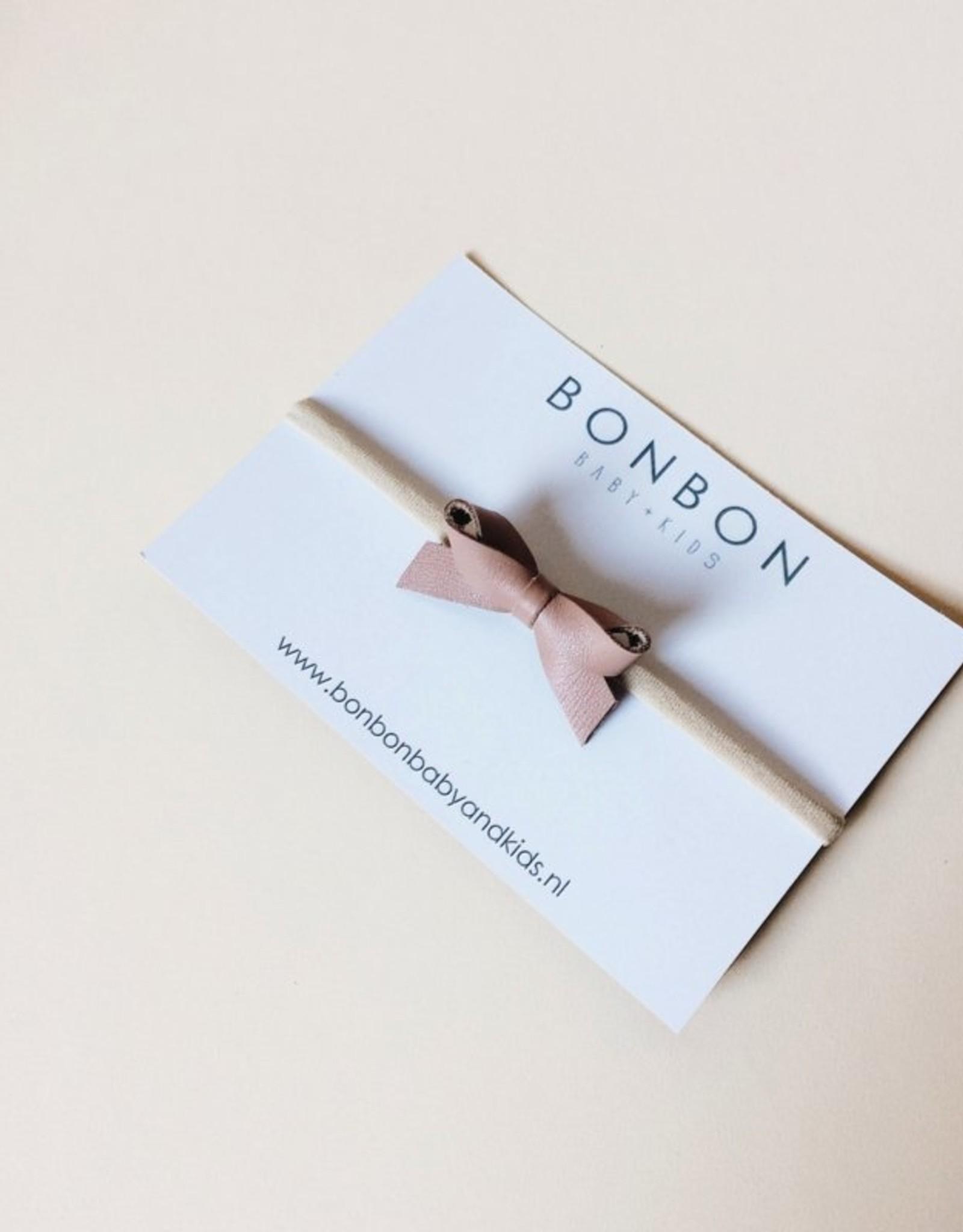 BONBON BABY&KIDS Bonbon - Strik Karlee op haarband - Dalmatian