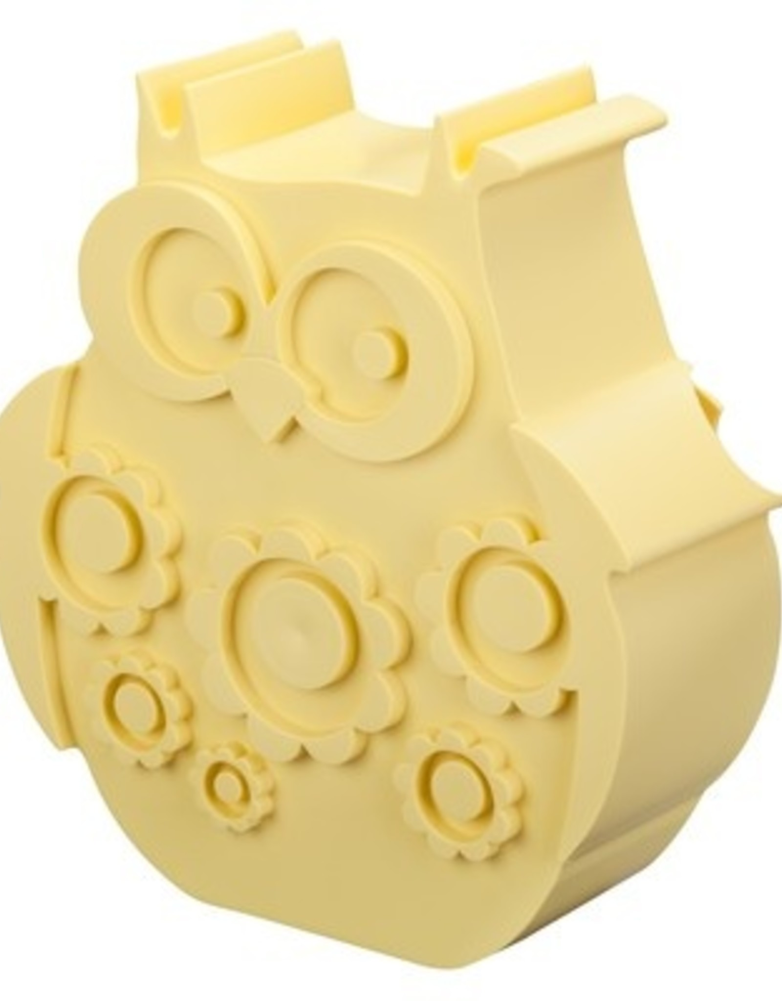 BLAFRE Blafre - Lunch box owl - Light yellow