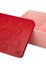 BLAFRE Blafre - Lunch box flower -  Red+pink