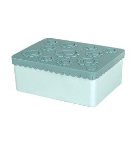 BLAFRE Blafre - Lunch box flower - Blue