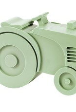 BLAFRE Blafre - Lunch box tractor - Light Green