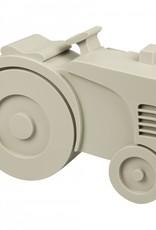BLAFRE Blafre - Lunch box tractor - Grey