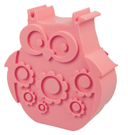 BLAFRE Blafre - Lunch box owl - Pink