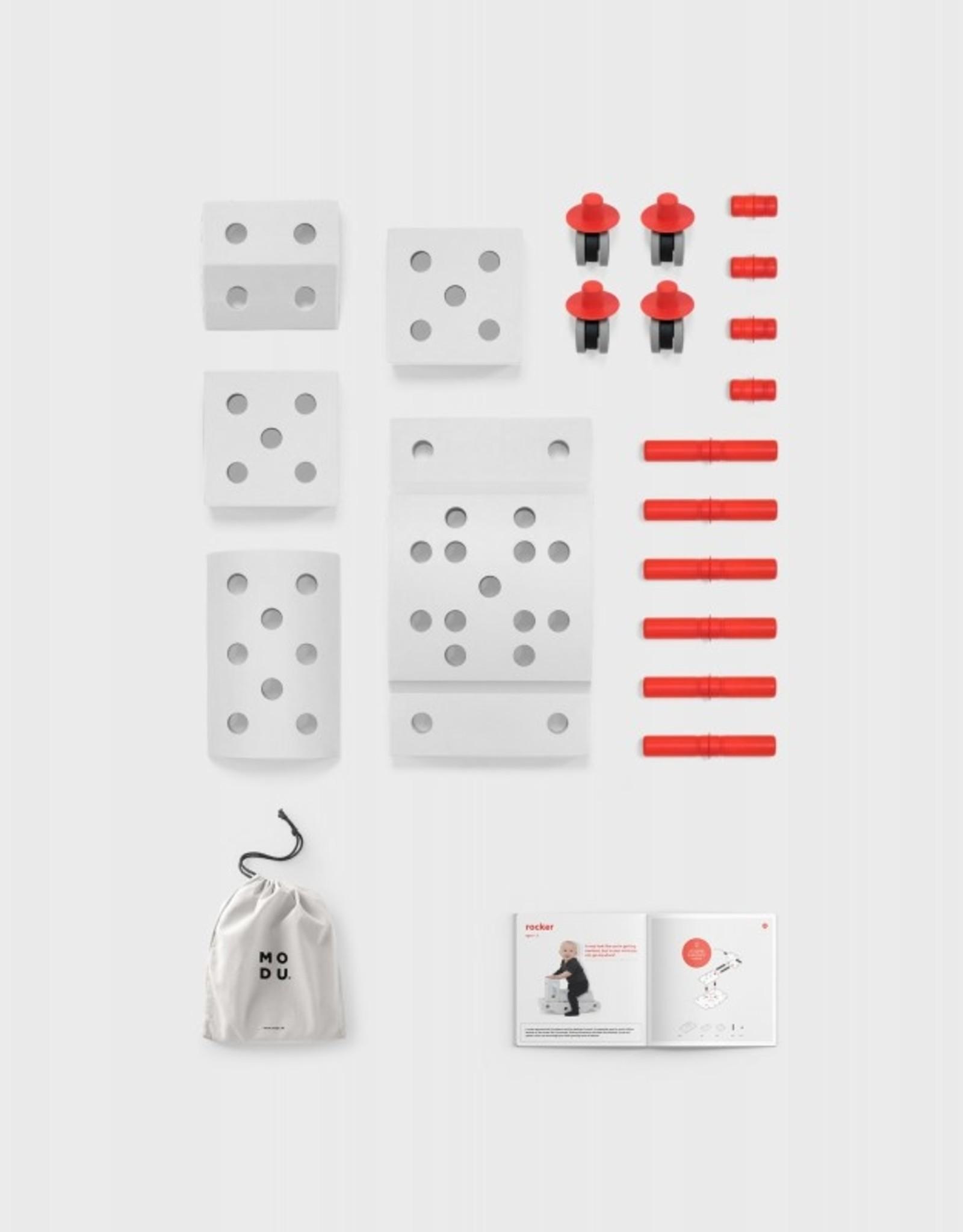 MODU Modu - Explorer Kit - Red