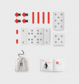 MODU Modu - Curiousity Kit - Red