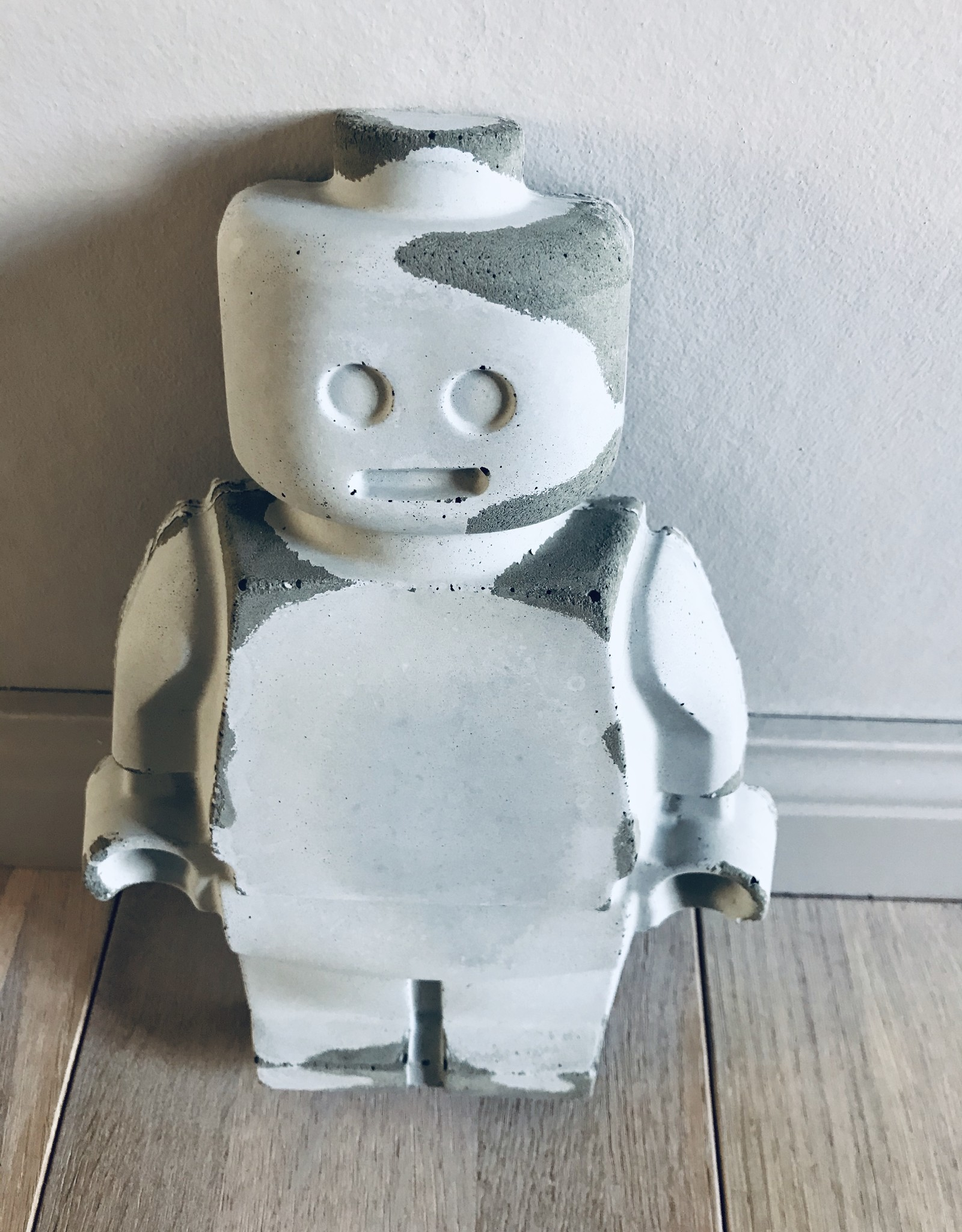 Mr. Lego - Beton - Groot