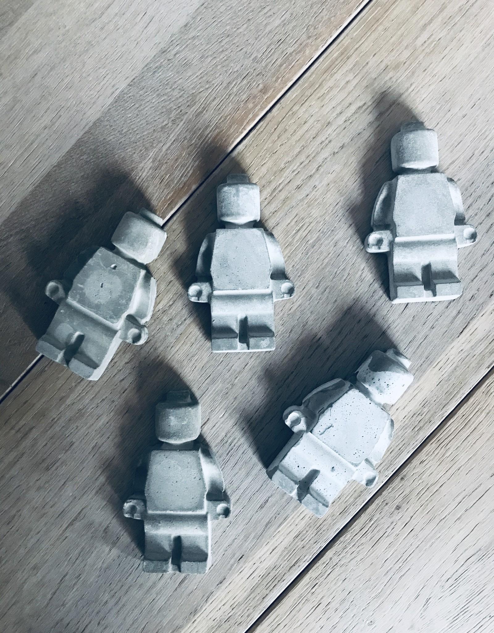 Mr Lego - Beton - Klein
