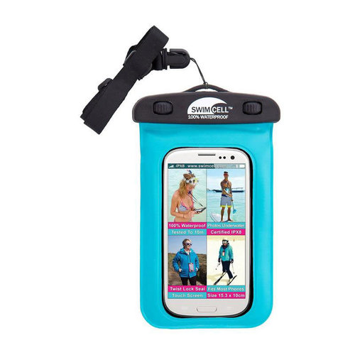 Swimcell Swim Cell Phone Case