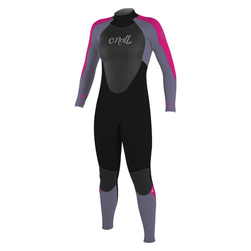 O'Neill O'neill Youth Epic 5/3 Back Zip Mist/Berry