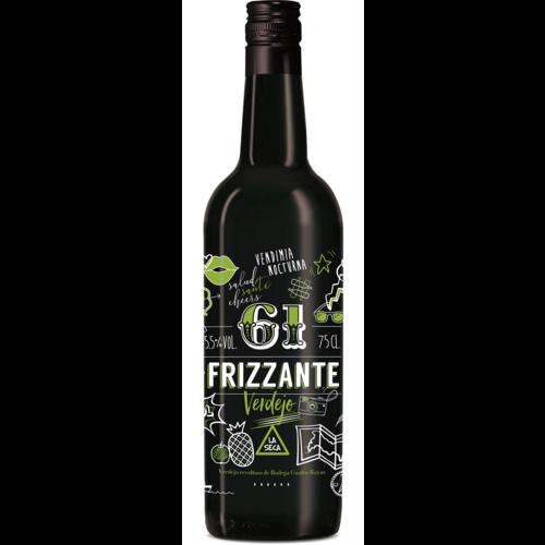 Cuatro Rayas 61 Verdejo Frizzante 5.5%