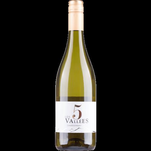 Les 5 Vallees Chardonnay VdF