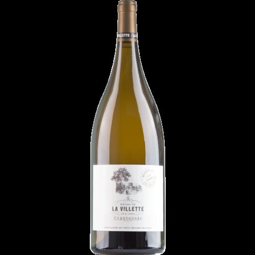 La Villette Chardonnay VdF Magnum