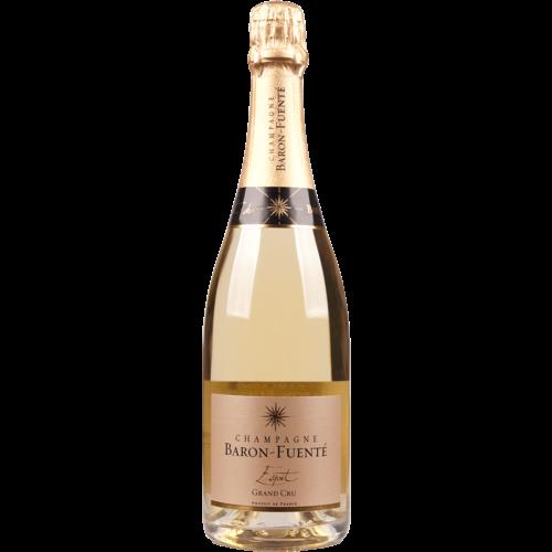 Champagne Baron Fuente Esprit Grand Cru