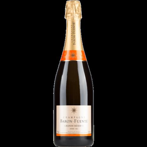 Champagne Baron Fuente Demi-Sec