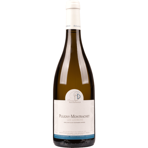 Berthelemot Puligny Montrachet Les Levrons Blanc