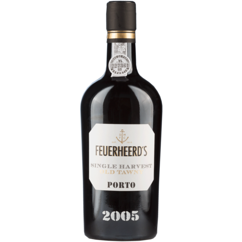 Feuerheerds Colheita Port 2005 0,5 ltr