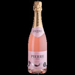 Pierre Zero Sparkling rosé (0% alcohol)