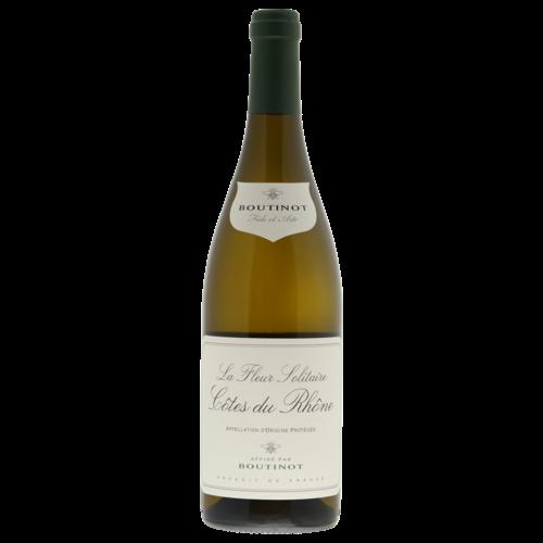 Boutinot La Fleur Solitaire Côtes du Rhône blanc