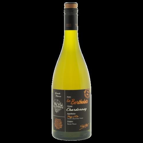 Les Bertholets Grande Reserve Chardonnay*