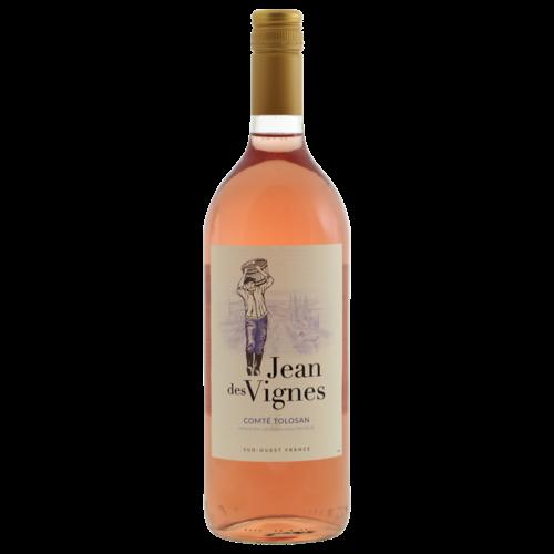 Jean des Vignes rosé (liter)