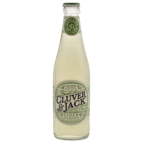 Cluver & Jack Apple Cider