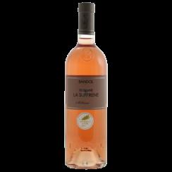 La Suffrene Bandol rosé (0,375 liter) OV