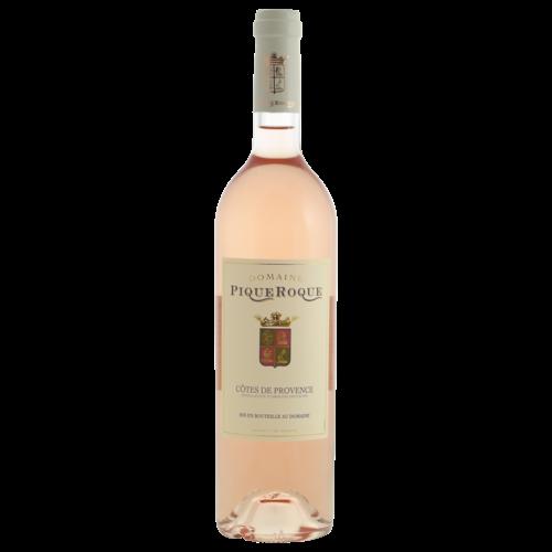 Domaine PiqueRoque rosé magnum OV