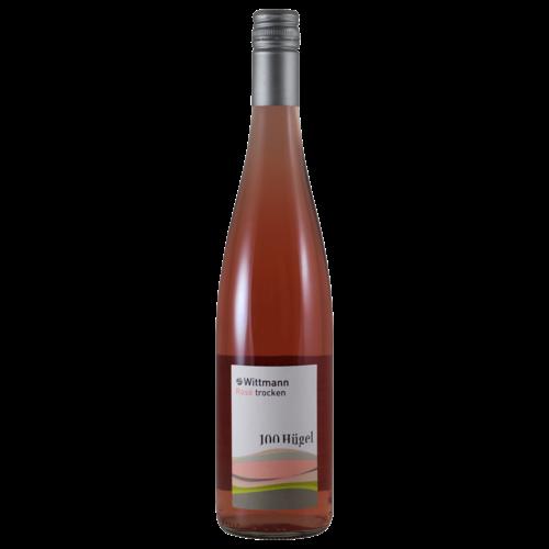 Wittmann 100 Hügel Spätburgunder rosé