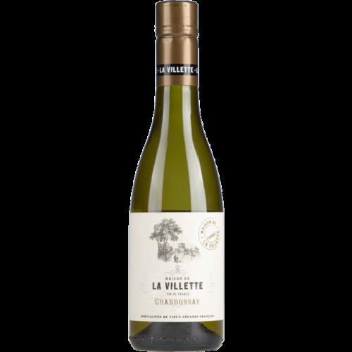 La Villette Chardonnay 0,375l